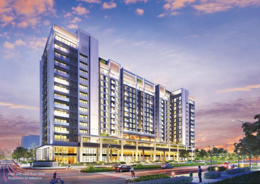 shophouse là loại hình kinh doanh bất động sản mới xuất hiện ở Việt Nam