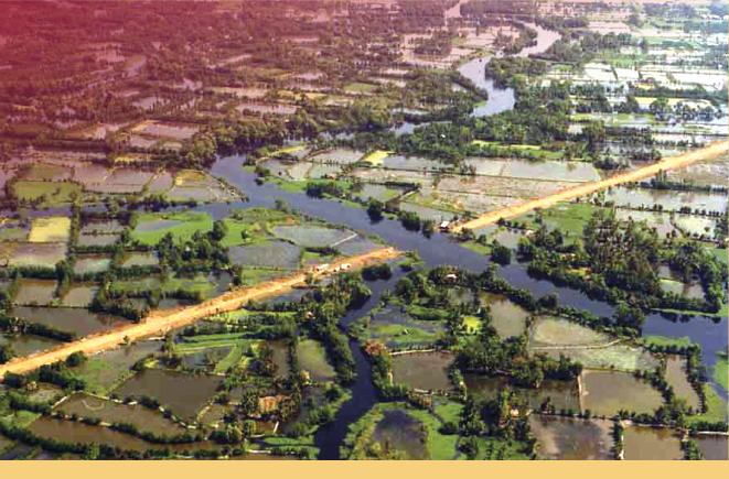 Đô thị Phú Mỹ Hưng cách đây hơn 25 năm