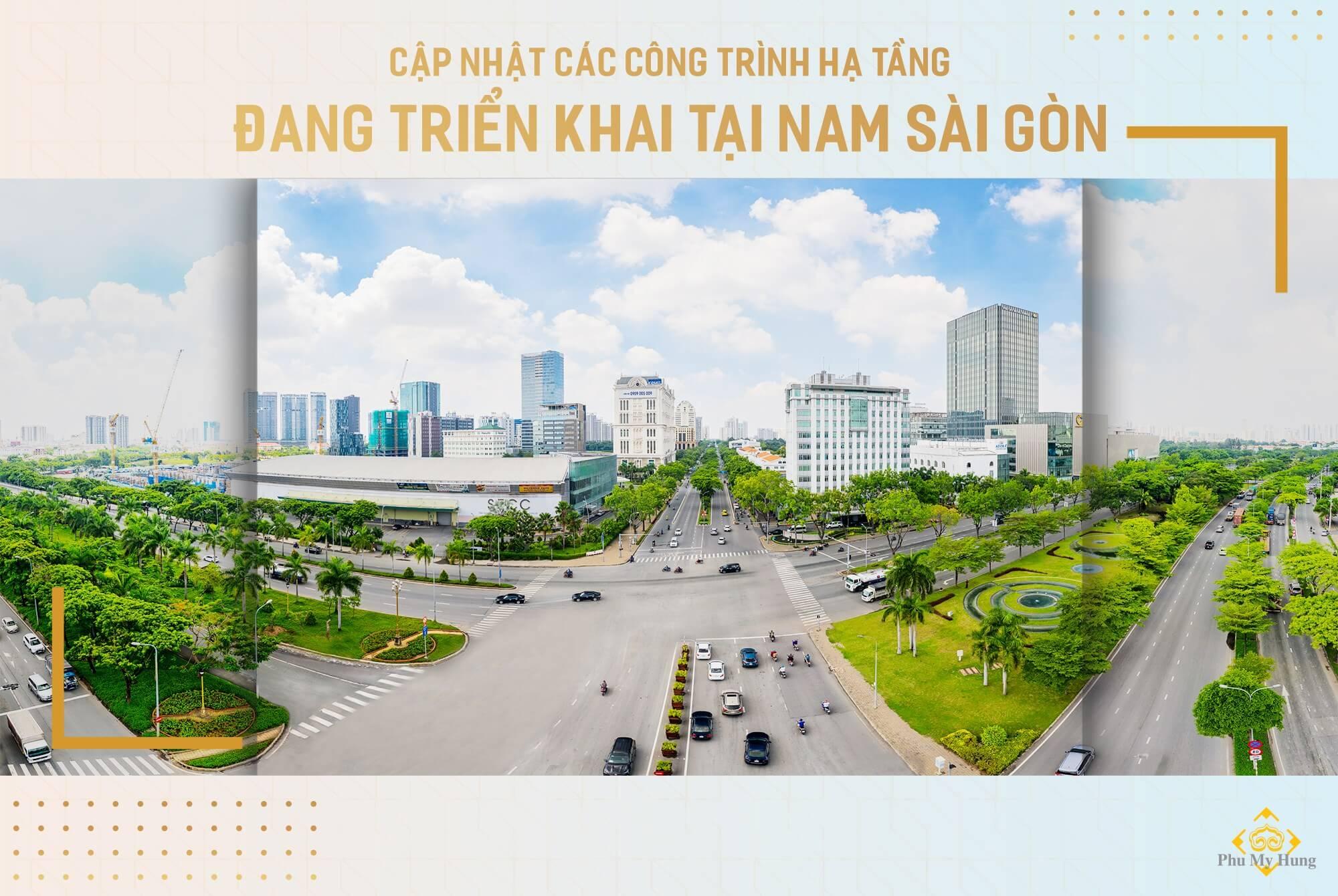 cong-trinh-dang-trien-khai-tai-phu-my-hung-quan-7