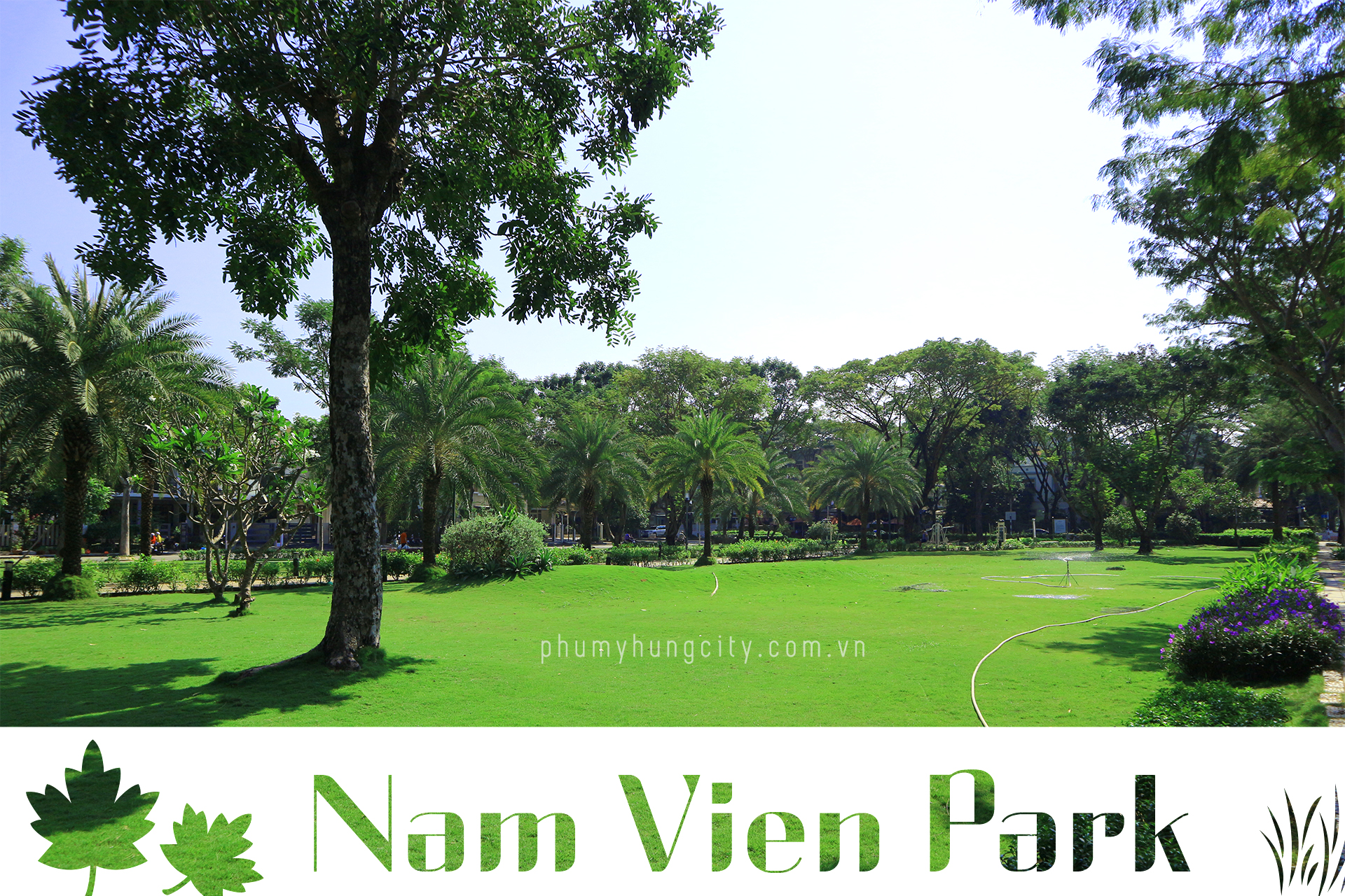 Công viên Nam viên