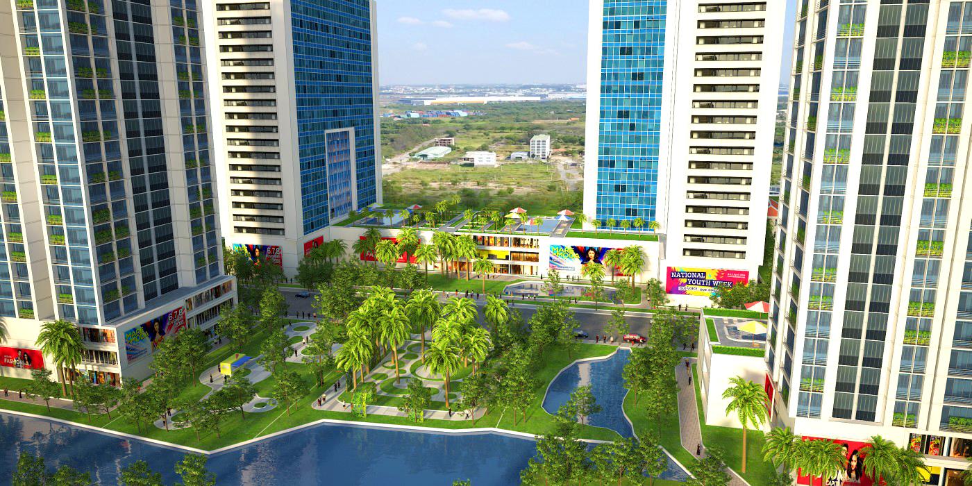 Phú Mỹ Hưng Babylon Garden
