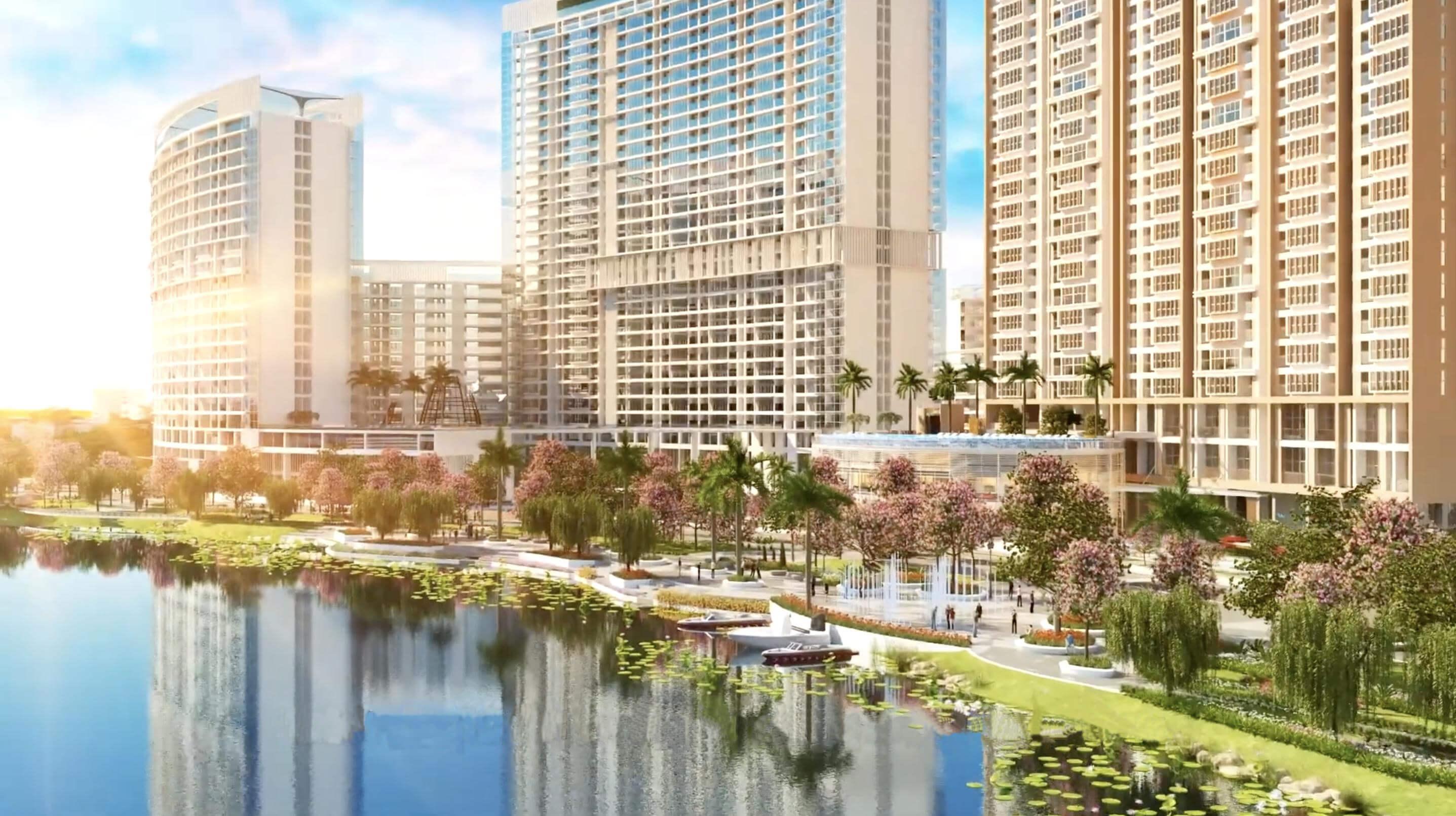 Tổng quan dự án Phú Mỹ Hưng Midtown