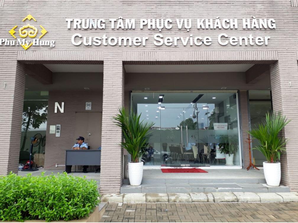 Trung tâm khách hàng